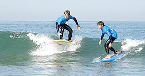 Surfcamp jeunes