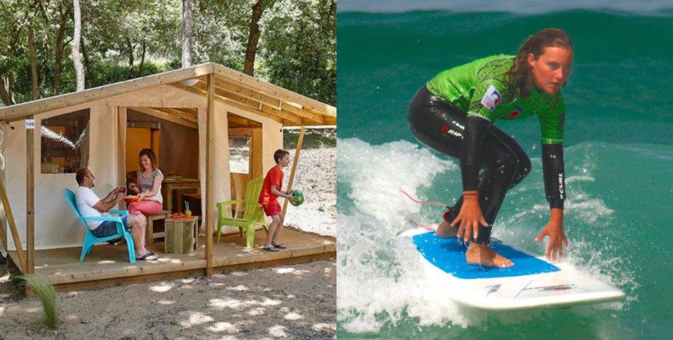 Tiki Surf School : Offre Natura