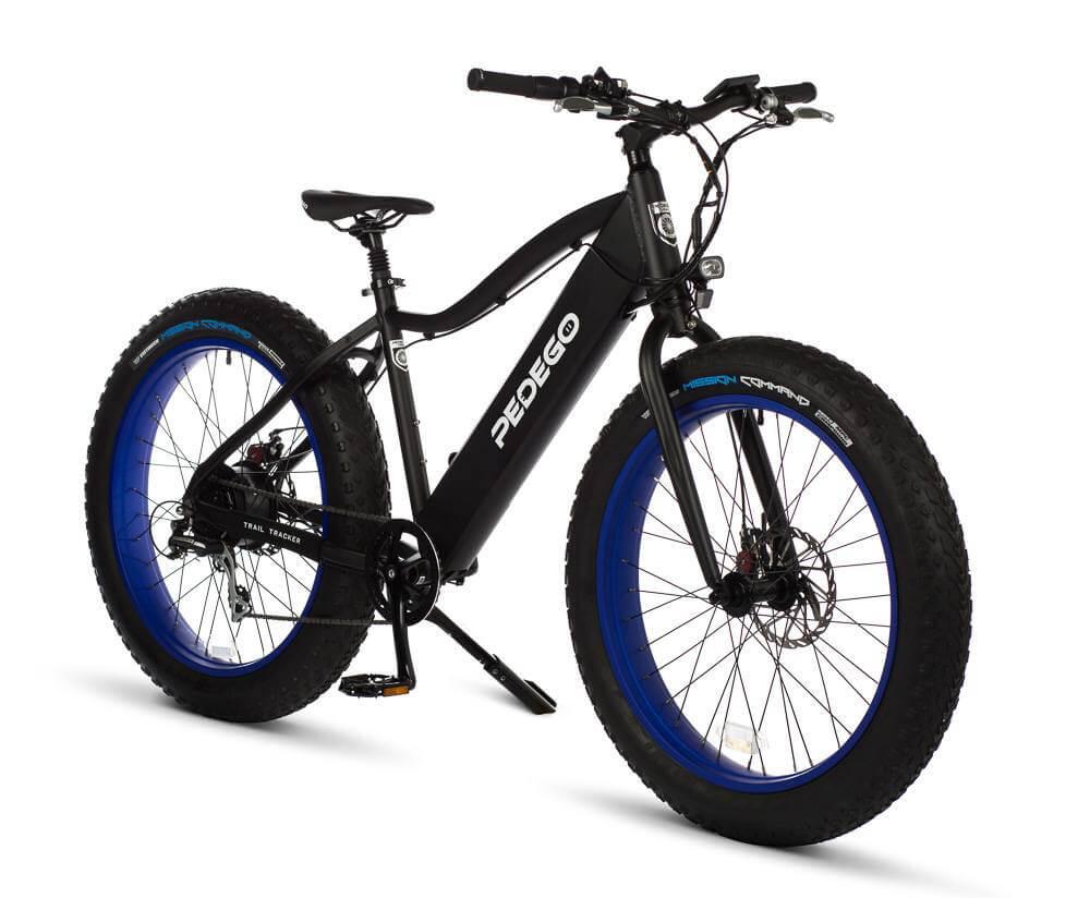 Pedego Trail Tracker – Electric Fat tire Bike